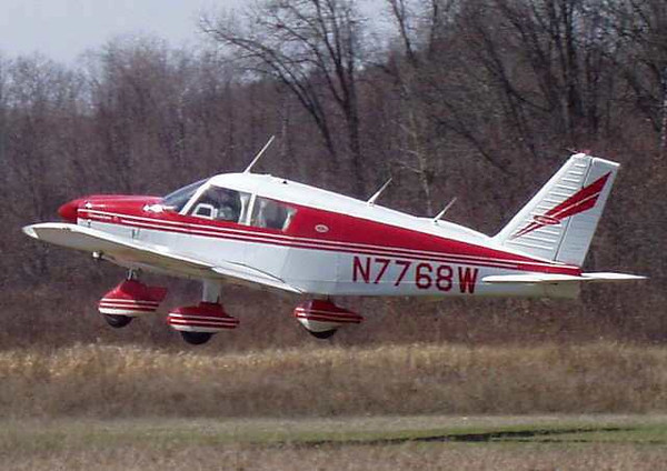 THE AIRCRAFT<br /> <br /> The Piper PA-28-180 Cherokee (N8098W) MSN: 28-2193, was manufactured February 1965. It was purchased by Michael Rizzo on December 20, 1999. It was powered by a 180 horsepower Lycoming O-360-A3A engine.<br /> <br /> It is unknown what maintenance the aircraft may have had as no records were located during the accident investigation.