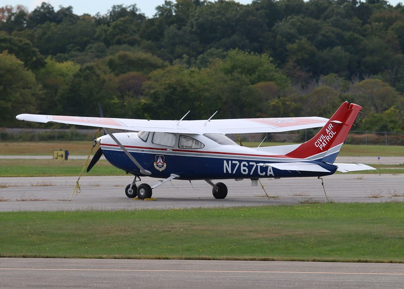 Civil Air Patrol C182 [N767CA]