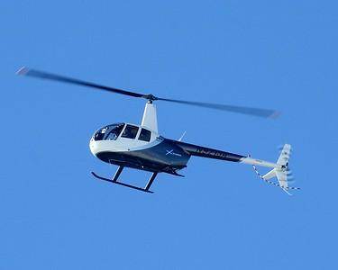 N921JA over Hammonasset State Park 2-7-16