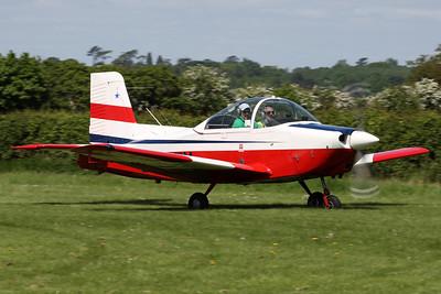 G-AYWM | AESL Glos-Airtourer Super 150
