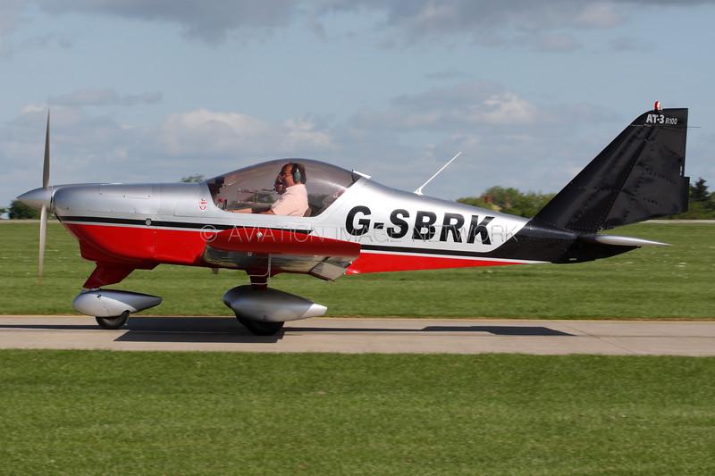 G-SBRK   Aero AT-3 R100