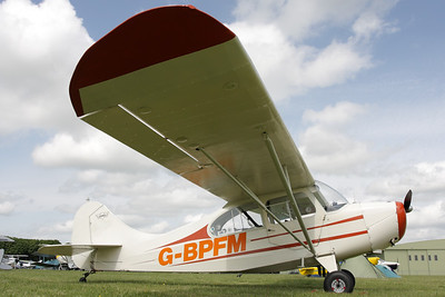G-BPFM | Aeronca 7AC Champion