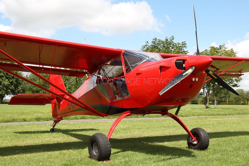 G-COLY | Aeropro Eurofox 912(S)