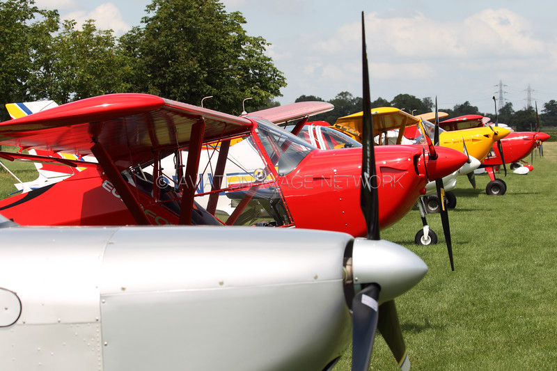 G-CILA   Aeropro Eurofox 912 (1)