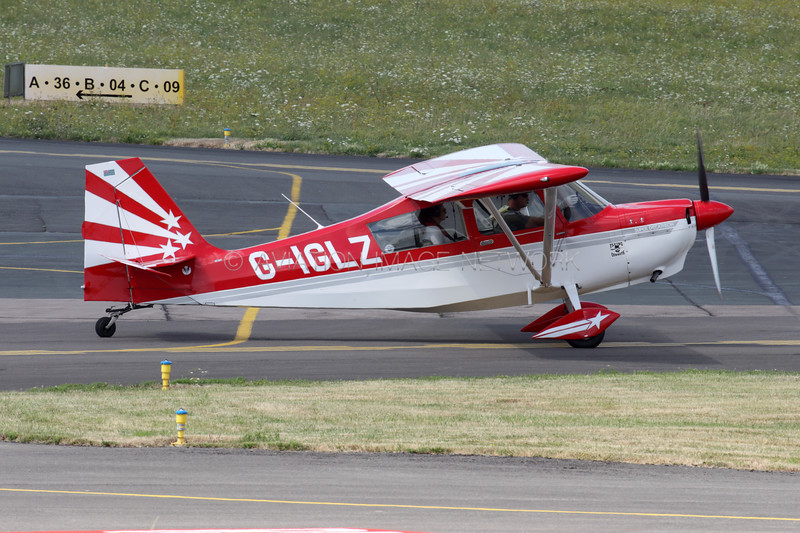 G-IGLZ | American Champion 8KCAB Super Decathlon