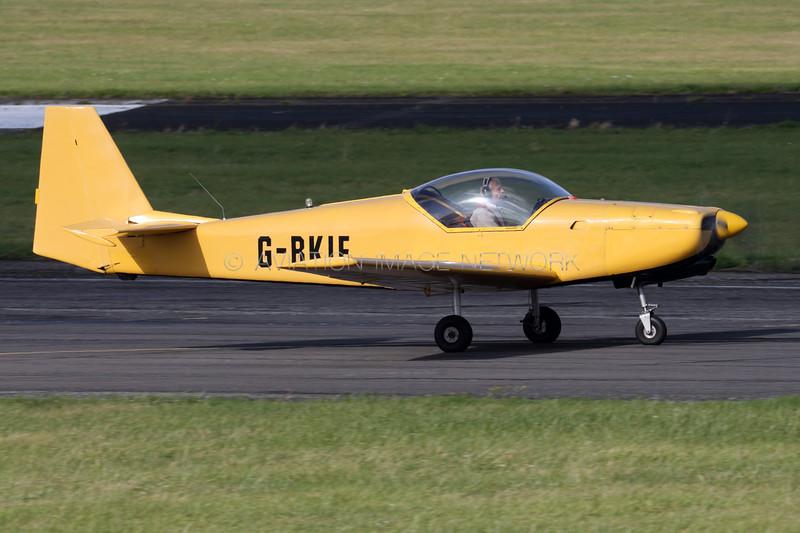 G-BKIF   Avions Fournier RF6B-100
