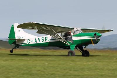 G-AVSR | Beagle Auster D5 Series 180 Husky