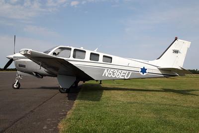 N536EU   Beech A36 Bonanza
