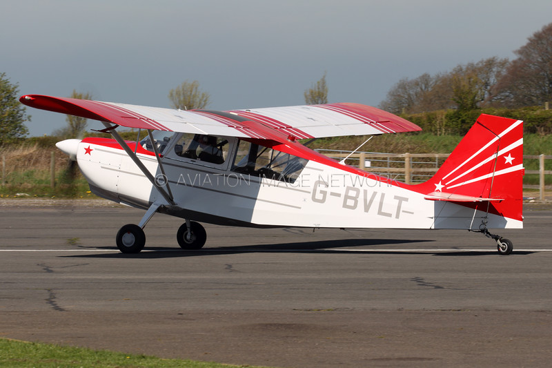 G-BVLT | Bellanca 7GCBC | Slade Associates