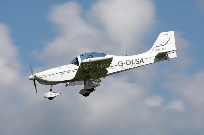 G-OLSA | Breezer B600 |