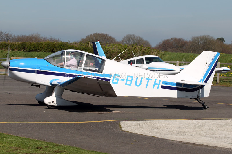 G-BUTH | Centre Est Aeronautique CEA DR220 | Phoenix Flying Group