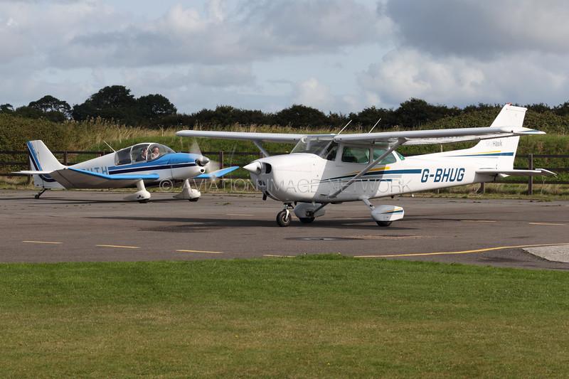 G-BHUG | Cessna 172N SkyHawk