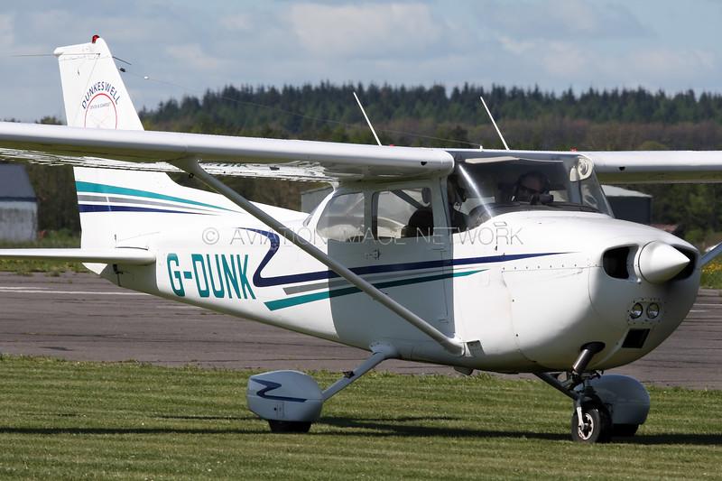 G-DUNK | Cessna F172M | Devon & Somerset Flight Training Ltd