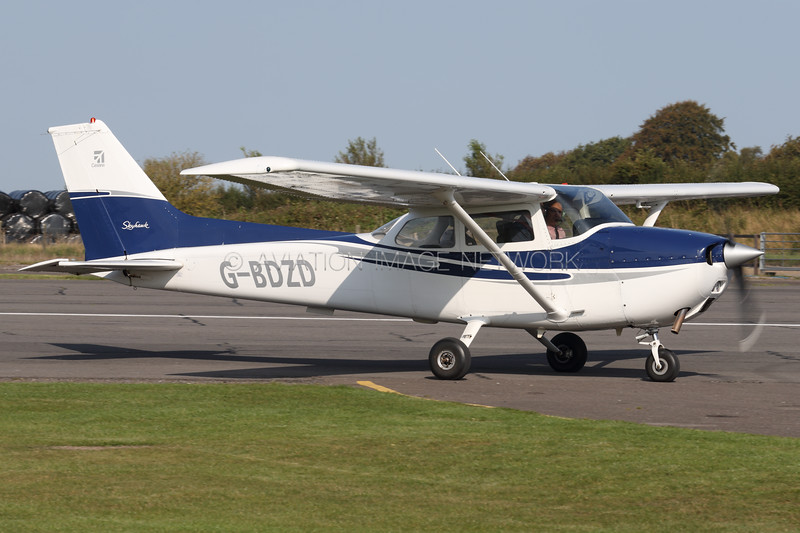 G-BDZD   Cessna F172M
