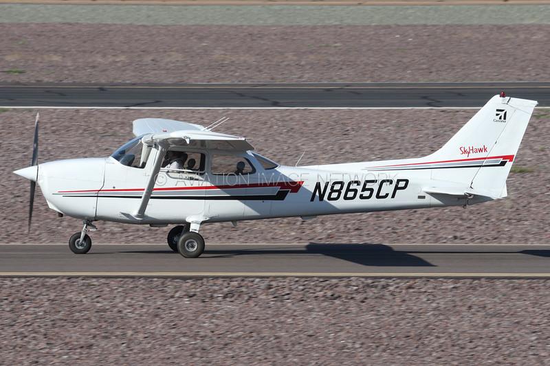 N865CP | Cessna 172R SkyHawk | Aguila Aircraft Leasing LLC