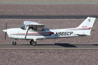 N865CP   Cessna 172R SkyHawk   Aguila Aircraft Leasing LLC