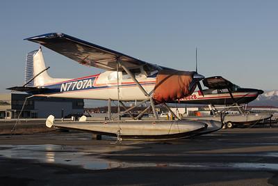 N7707A | Cessna 180 Skywagon