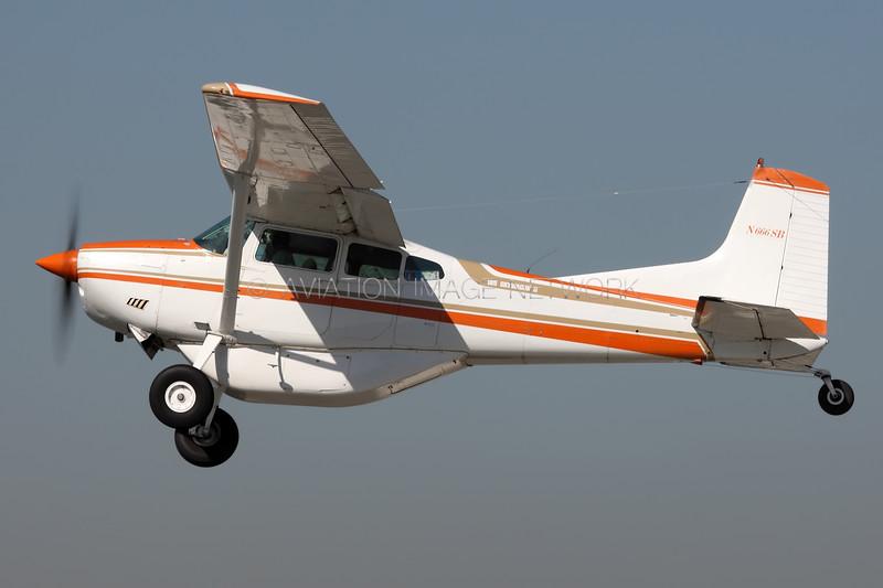 N666SB | Cessna 185 Skywagon II
