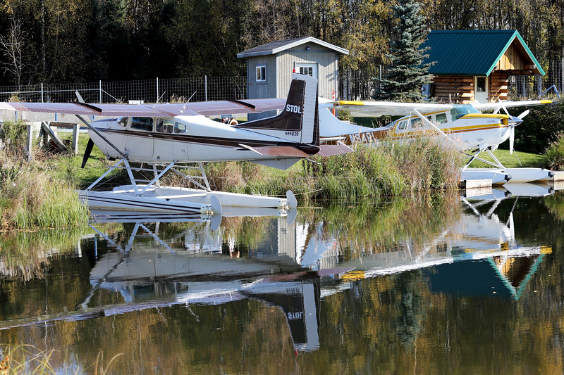 N4483R | Cessna A185F Skywagon