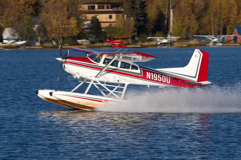 N1950U | Cessna A185E Skywagon