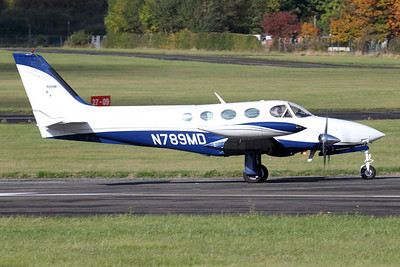 N789MD | Cessna 340A | Inc Trustee