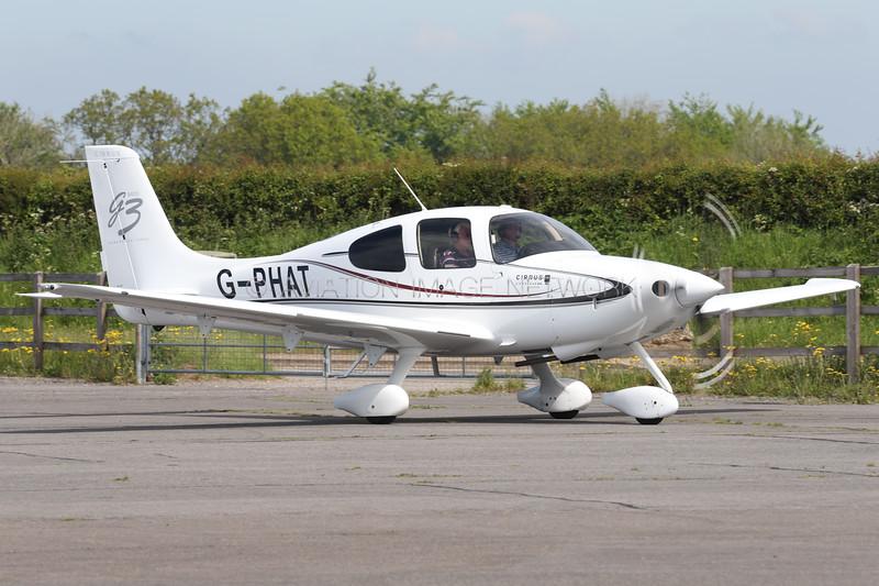 G-PHAT   Cirrus SR-20