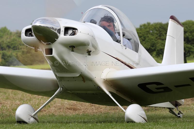 G-ILSE   Corby CJ-1 Starlet
