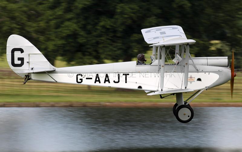 G-AAJT   de Havilland DH60G Gypsy Moth