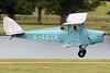 G-ABZB   de Havilland DH60GIII Moth Major