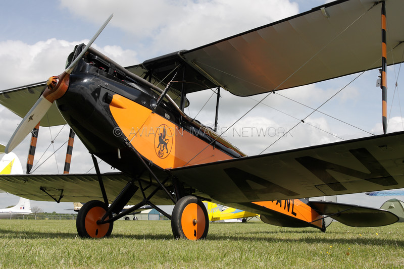 G-AANL | de Havilland DH60 Moth