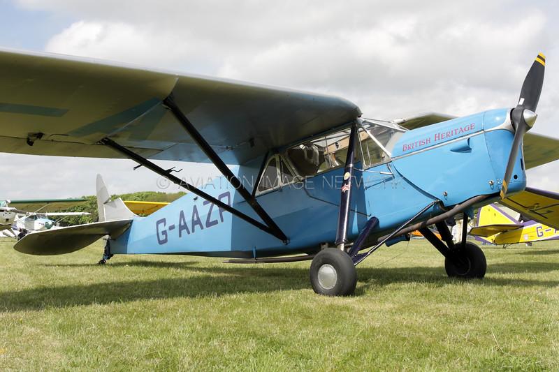 G-AAZP | de Havilland DH80A Puss Moth