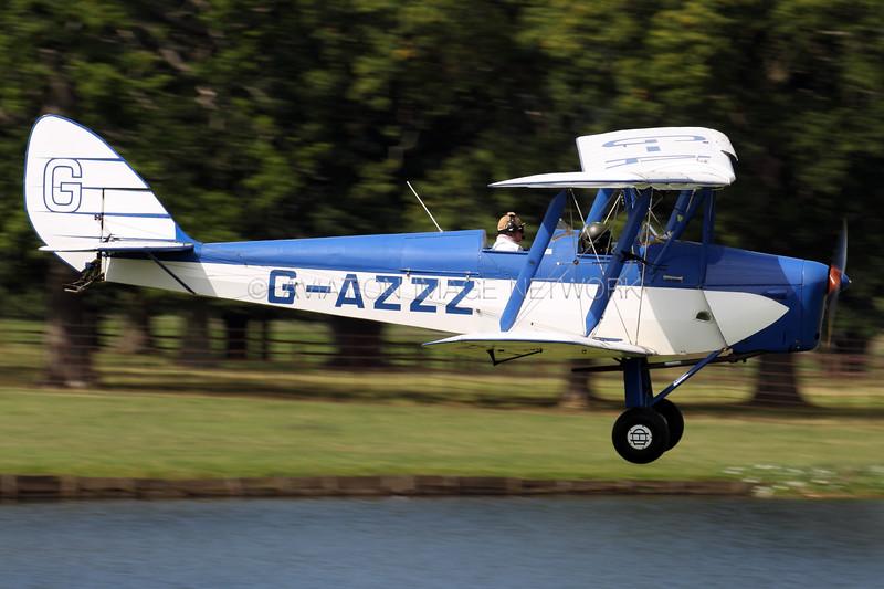 G-AZZZ | de Havilland DH82A Tiger Moth
