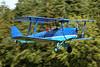 G-AGZZ   de Havilland DH82A Tiger Moth