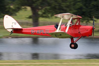 G-APLU | de Havilland DH82A Tiger Moth