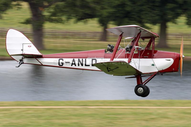 G-ANLD | de Havilland DH82A Tiger Moth