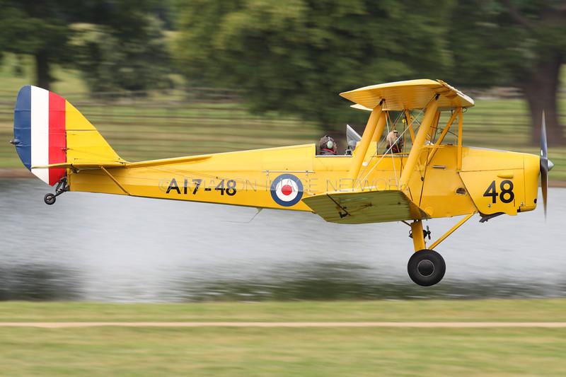 G-BPHR (A17-48)   de Havilland DH82A Tiger Moth