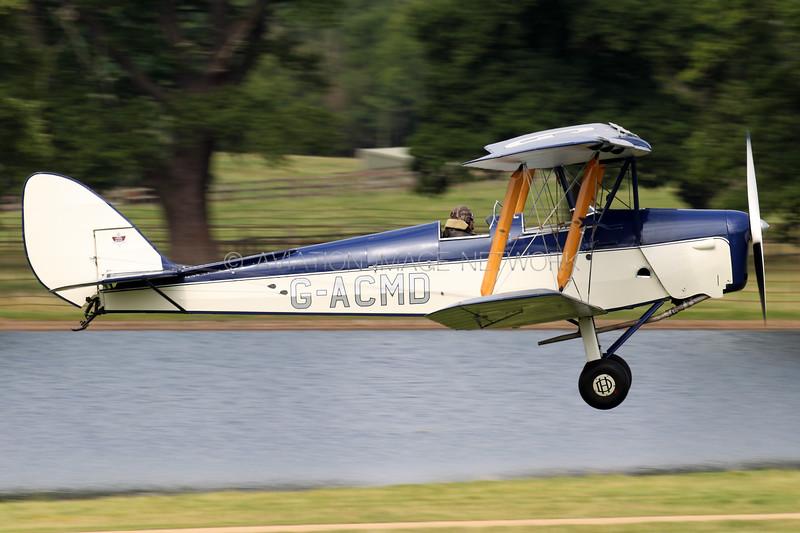 G-ACMD | de Havilland DH82A Tiger Moth