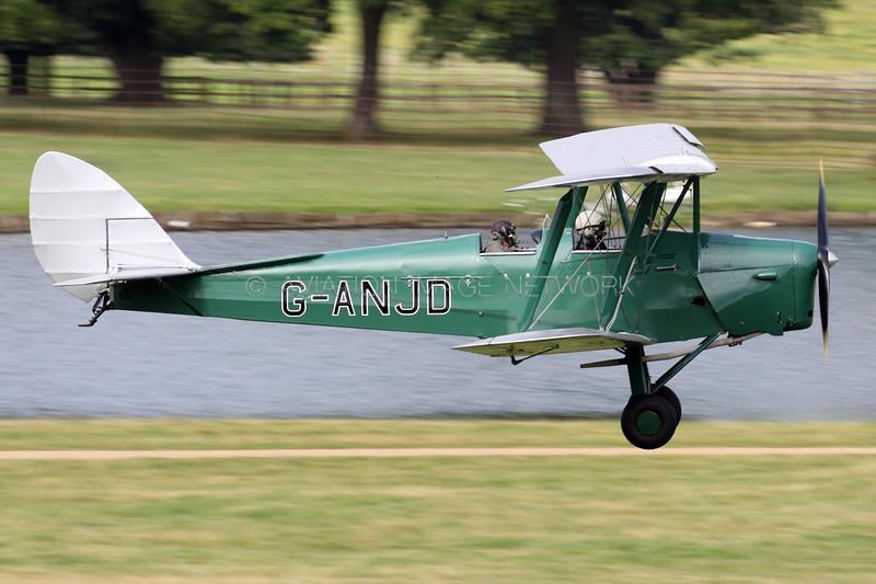 G-ANJD | de Havilland DH82A Tiger Moth