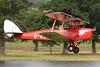 G-AJVE   de Havilland DH82A Tiger Moth
