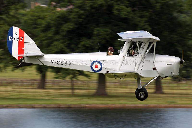 G-MOTH   de Havilland DH82A Tiger Moth