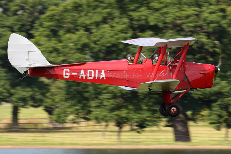 G-ADIA | de Havilland DH82A Tiger Moth