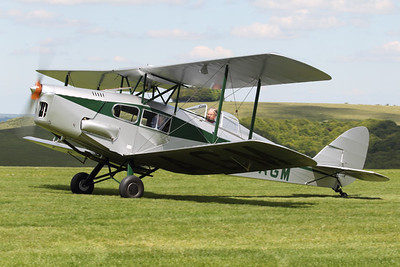 ZK-AGM | de Havilland DH83 Fox Moth
