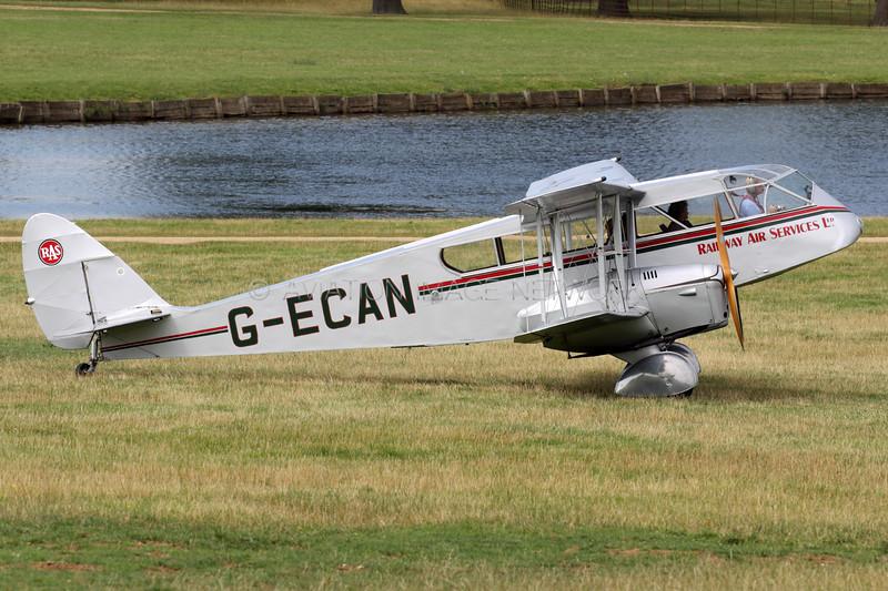 G-ECAN   de Havilland DH84 Dragon   Railway Air Services Ltd