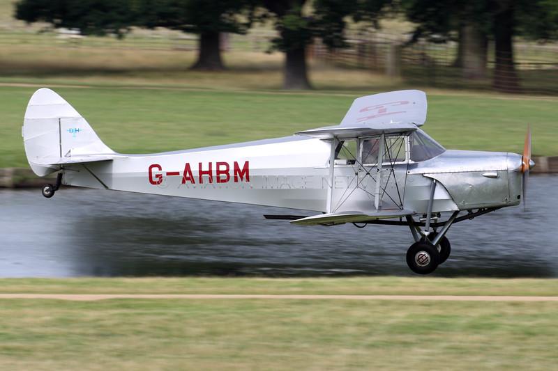 G-AHBM   de Havilland DH87B Hornet Moth