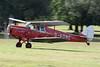 G-ADNE | de Havilland DH87B Hornet Moth