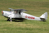 G-AHBM | de Havilland DH87B Hornet Moth