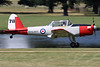 WP809 (G-BVTX) | de Havilland Canada DHC-1 Chipmunk Mk22A