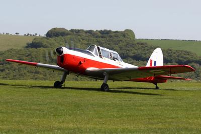 WK585 (G-BZGA) | de Havilland Canada DHC-1 Chipmunk 22 | Compton Abbas Airfield Ltd