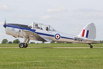 WK514 (G-BBMO)   de Havilland Canada DHC-1 Chipmunk Mk22