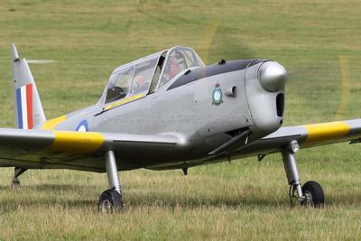 WG465 (G-BCEY) | de Havilland Canada DHC-1 Chipmunk Mk22